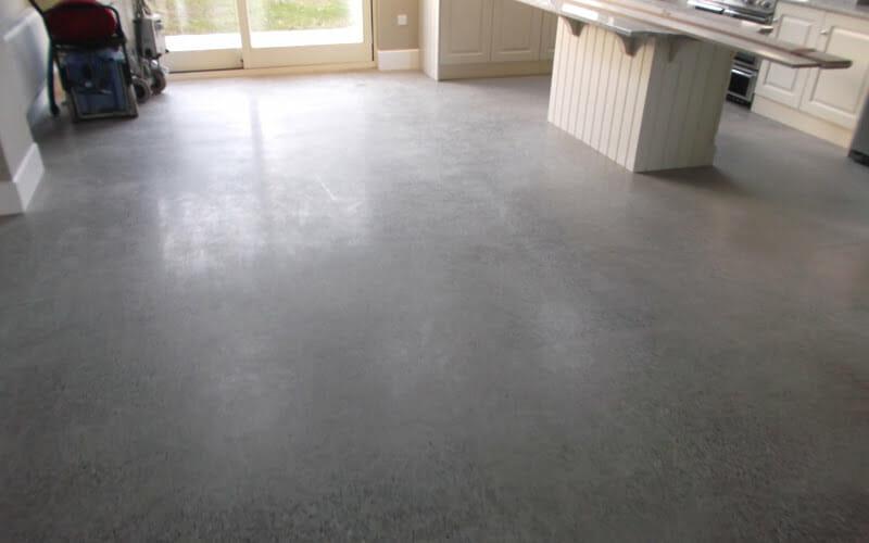 Concrete floor P Mac Dublin