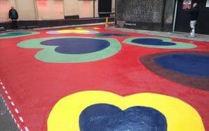 P Mac Love the Lanes Crampton court design