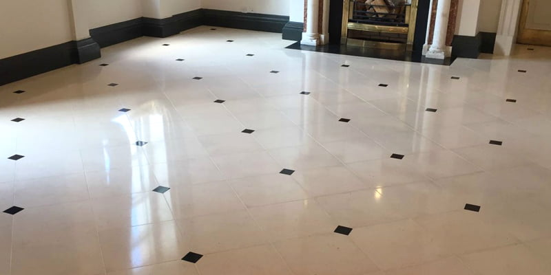 Caring for your marble and natural stone floors