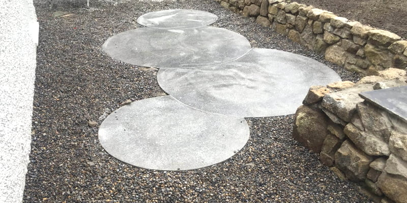 Transform Drab Concrete Surfaces Into Stunning Landscape Features