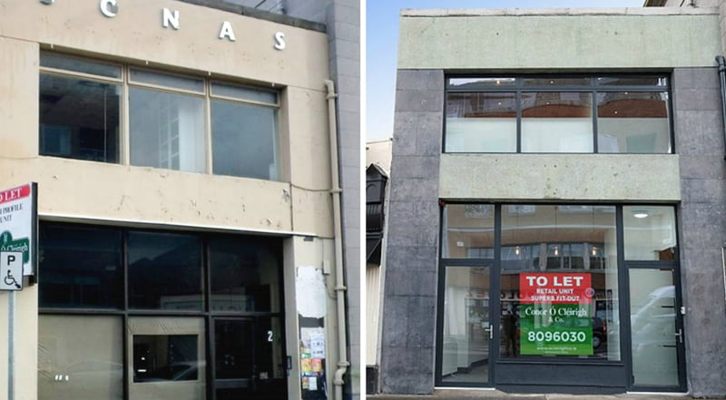 P Mac Dublin Cleaning restoring facade increase market value