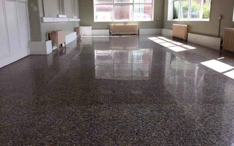 What Is A Terrazzo Floor - Ourcozycatcottage.com
