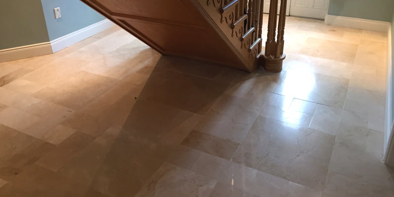 How Long Will My Newly Polished Marble Floors Last?