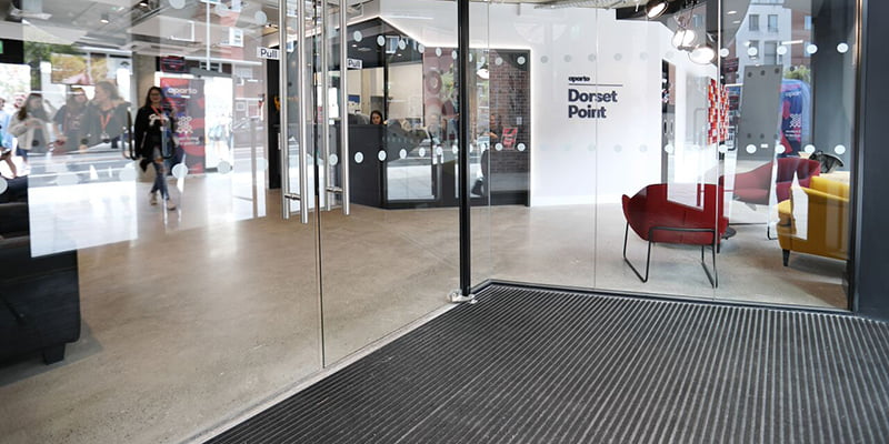 Dorset Point P Mac polished concrete