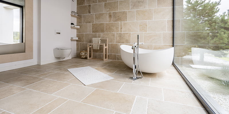 Different solutions for cleaning and restoring grout