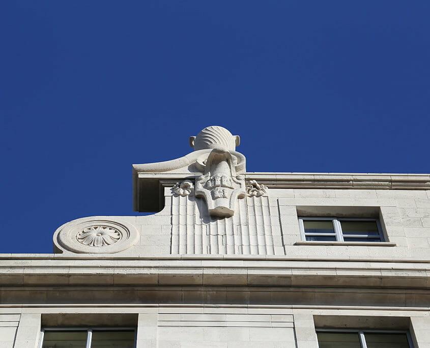 Gresham Hotel facade cleaning more details P Mac