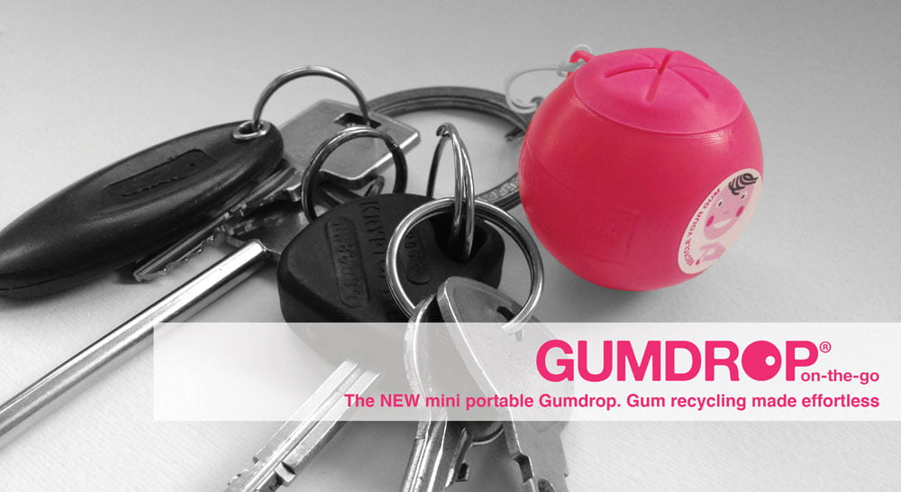 gumdrop product for key chains
