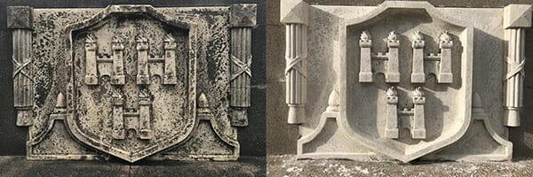 P Mac restores Leeson Street Kiosk in partnership with Dublin City Council - P Mac Dublin - masonry, cast iron, hardwood replacement, traditional lead flashing 9