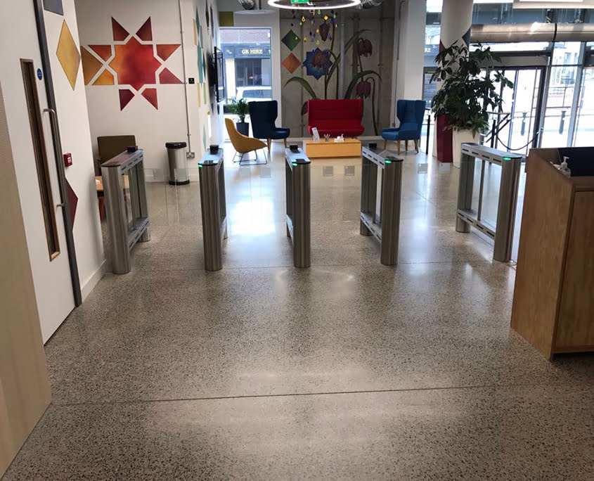 Platinum finish - P Mac Concrete Polishing