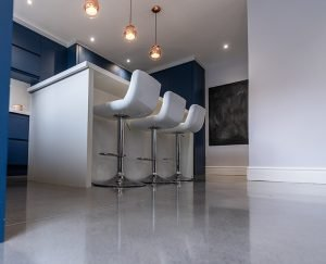 Introducing Rapid Set Tru The Self Levelling Polished Concrete